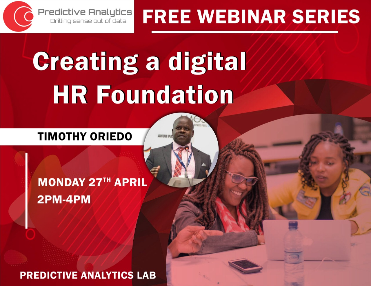 Creating a Digital HR Foundation